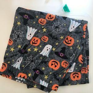 Halloween Leggings gray